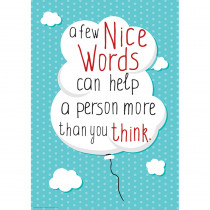 EU-837128 - A Few Nice Words 13X19 Posters in Inspirational