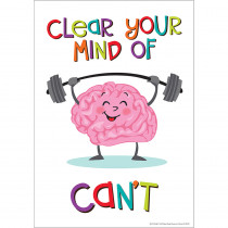 EU-837132 - Clear Your Mind 13X19 Posters in Inspirational