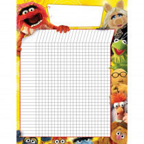 EU-837152 - Muppets - Reward Grid 17X22 Poster in Classroom Theme