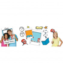 EU-837226 - Dr Seuss School Selfie in Mat Frames