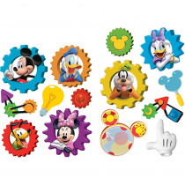 EU-840156 - Mickey Mouse Clubhouse 2 Sided Deco Kits in Two Sided Decorations