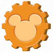 EU-841003 - Mickey Mouse Clubhouse Gears Paper Cut Outs in Accents