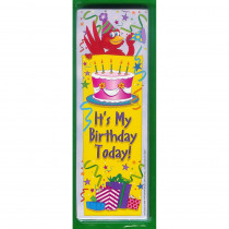 EU-84306 - Bookmarks Happy Birthday in Bookmarks