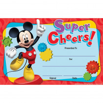 EU-844002 - Mickey Mouse Clubhouse Super Cheers Recognition Awards in Awards