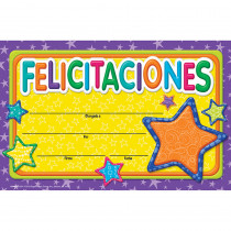 EU-844006 - Color My World Congratulations Spanish Recognition Awards in Awards