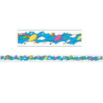 EU-844912 - Dr Seuss Oh The Places Balloons Deco Trim in Border/trimmer