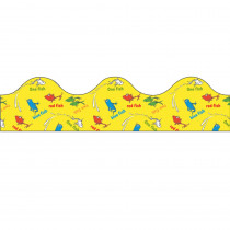 EU-845025 - Dr Seuss One Fish Two Fish Trimmer in Border/trimmer