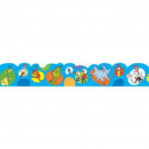 EU-845059 - Dr Seuss Bubbles Deco Trim in Holiday/seasonal