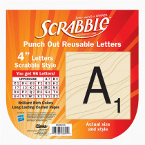 EU-845153 - Scrabble Letters Deco Letters in Letters