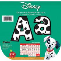 EU-845196 - 101 Dalmatians Spots Deco Letters in Letters