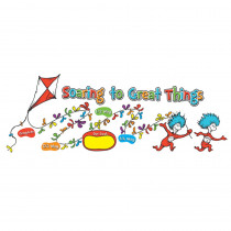 EU-847015 - Dr Seuss Soaring To Great Things Bbs in Classroom Theme