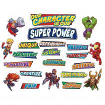 EU-847045 - Marvel Super Hero Adventure Hero Traits Mini Bbs in Classroom Theme