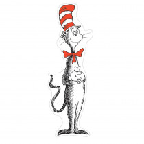 EU-847639 - Giant Cat In The Hat Bulletin Board Set in Classroom Theme