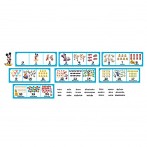 EU-847643 - Mickey Mouse Clubhouse Number Set in Math