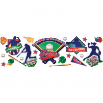 EU-847676 - Baseball Bulletin Board Set in Classroom Theme