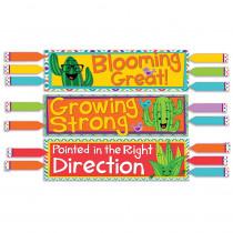 EU-847773 - Sharp Bunch Clss Managemnt Mini Bulletin Board Set in Classroom Theme