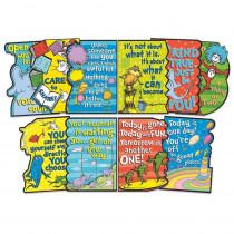 Dr. Seuss Die-Cut Poster Set - EU-847792 | Eureka | Classroom Theme