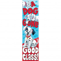 EU-849031 - 101 Dalmatians Dog Gone Good Class Vertical Banner in Banners