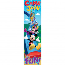 EU-849039 - Mickey Mouse Clubhouse Come Join The Fun Vertical Banner in Banners