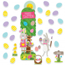 EU-849303 - Easter Allinone Door Decor Kits in Holiday/seasonal