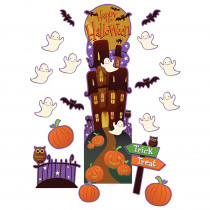 EU-849309 - Halloween Allinone Door Decor Kits in Holiday/seasonal
