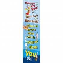 EU-849446 - Dr Seuss Motivational Vertical Banner in Banners
