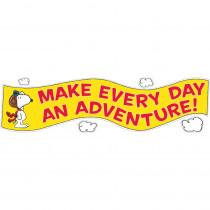 EU-849743 - Peanuts Flying Ace Motivational Banner in Banners
