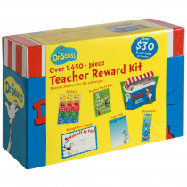 EU-849927 - Cat In The Hat Teacher Reward Kit in Awards