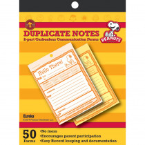 EU-863203 - Peanuts Hello There Duplicate Notes in Note Pads