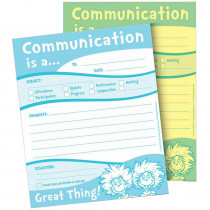 EU-863204 - Dr. Seuss Communication Duplicate Notes in Note Pads