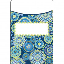EU-866416 - Blue Harmony Mandala Library Pocket in General