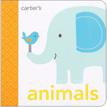 EU-BBB111253 - Animals Carters Mini Board Book in Language Arts