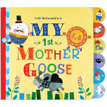 EU-BBBT12688 - My 1St Mother Goose Board Book in Classroom Favorites