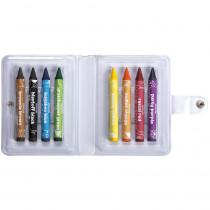 EU-BIWC14580 - Color It Crayons Wipeable Crayons in Crayons