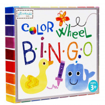 EU-BJPB13743 - Color Wheel Puzzle Bingo Game in Bingo