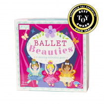 EU-BKBG16520 - Ballet Beauties Paper Board Game in Games