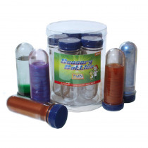 FI-LB175 - Jumbo Sensory Bottles 5 Pack in Lab Equipment