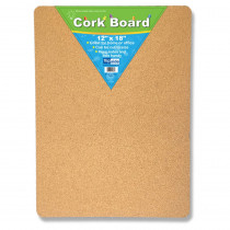 FLP10082 - Cork Bulletin Board 12 X 18 in Cork Boards