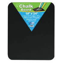 FLP10204 - Chalk Board 18X24 Black in Chalk Boards