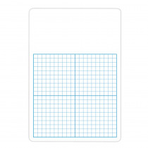 FLP11262 - Flipside 12Pk 1/2In Graph Dry Erase Boards Class Pack 11 X 16 in Dry Erase Boards