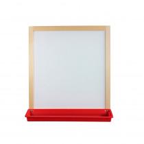 Magnetic Dry Erase Wall Easel - FLP17301 | Flipside | Easels