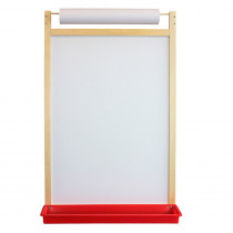 Magnetic Dry Erase Wall Easel with Paper Roll - FLP17401 | Flipside | Easels