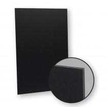 FLP2030810 - Black On Black 10Pk Foam Board 20X30 in Tag Board