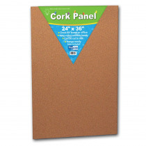 FLP37024 - Cork Panel 24In X 36In in Cork Boards