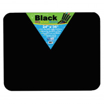 FLP40088 - Black Dry Erase Board 24 X 36 in Dry Erase Boards