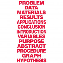 FLP51114 - Project Board Titles Red in Presentation Boards