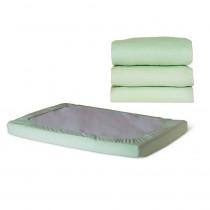 FNDFSNFMT06 - Safefit Mint Compact Elastic Fitted Sheet in Sheets & Blankets