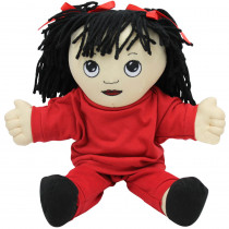 FPH727 - Dolls Asian Girl Doll Sweat Suit in Dolls