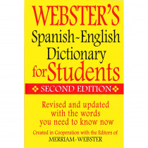 FSP9781596951655 - Websters Spanish English Dictionary For Students in Spanish Dictionary