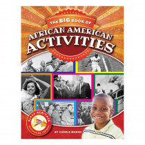 GALBHRBIG - Black Heritage Celebrating Culture Big Book Of Activities in Cultural Awareness